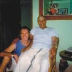 Michel Besnard & Sri K Pattabhi Jois