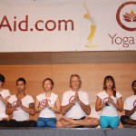 Yoga Aid conference